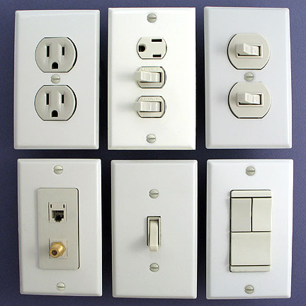 OUTLETS AND SWITCHES Los Angeles Property Service Company Los